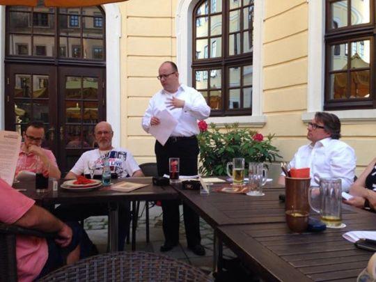 Paulaners Dresden 23.05.2014